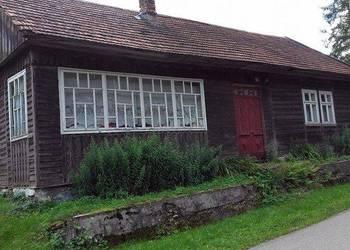 Dom drewniany do przeniesienia - rozbiórki