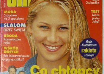 BRAVO GIRL 2000 NR 25 - GRUDZIEŃ 14  + PLAKAT