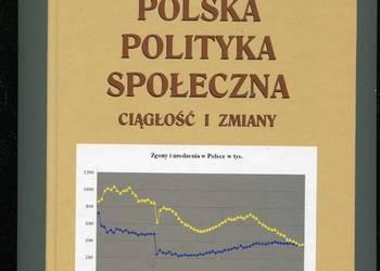 Polska polityka społeczna ciągłość i zmiany