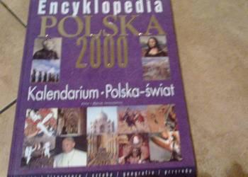 Encyklopedia Polska 2000 - kalendarium - Polska - świat