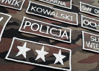 haft Toruń, naszywki, aplikacje, fartuchy, ręczniki, dzieci na sprzedaż  Toruń
