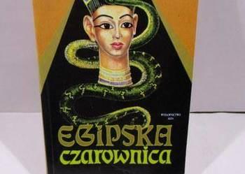 EGIPSKA CZAROWNICA   SAX ROHMER na sprzedaż