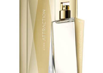 Woda perfumowana i zestaw Avon Attraction dla Niej