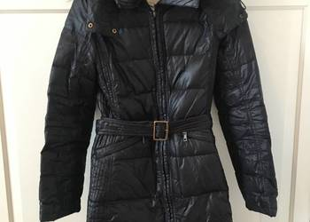 Burberry płaszcz puchowy oryginalny stan idealny