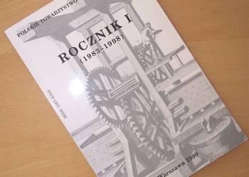 [HIST] Rocznik I. Polskie Towarzystwo Historii Techniki
