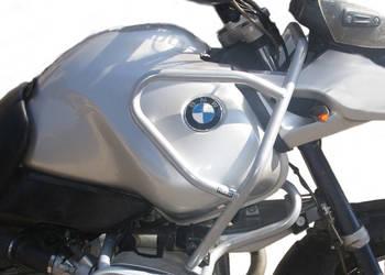 Gmole HEED do BMW R 1150 GS Adventure (01-05)-górne srebrne