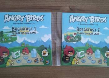 NOWE Gry PC Nestle Angry Birds 2 części