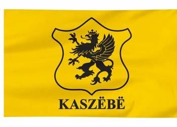 FLAGA - KASZËBË Z GRYFEM - 150x90