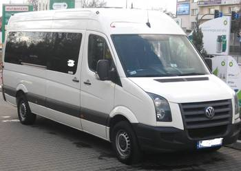 VW Crafter - atubus rok 2008