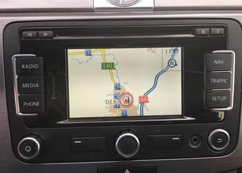 Mapy Europy VW RNS 315 Volkswagen Skoda Seat Mapa 2018 V10
