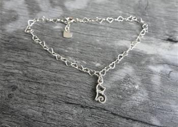 Bransoletka Celebrytka - srebro