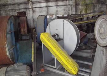 Wentylatory przemysłowe, kształtki pieca ceramicznego...
