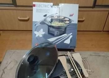 Wok Elektryczny 1200W Bifinett - NOWY!