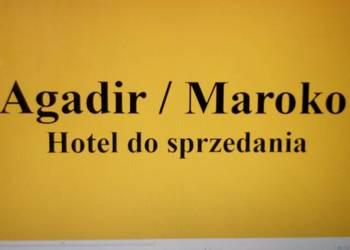 Agadir, OKAZJA! Atrakcyjnie zlokalizowany hotel sprzedam.