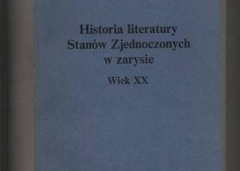 Historia literatury Stanów Zjednoczonych w zarysie Wiek XX