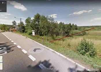Działka w miejscowości Rudnik przy drodze nr 9 Radom-ostrowi