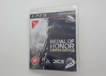 LOMBARDOMAT Gra PS3 Medal of Honor Limited Edition O535/2018