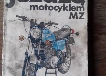 Okazja. Książeczka jeżdżę motocyklem MZ