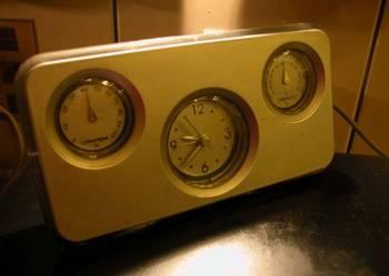 ciekawy zegar kwarcowy/ budzik