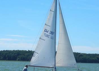 Jacht żaglowy żaglówka FOKA 2