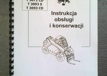 Instrukcja obsługi DTR podnośnik teleskopowy BOBCAT T3071
