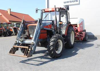 ciągnik rolniczy zetor 7540