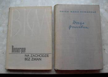 Remarque - 2 książki