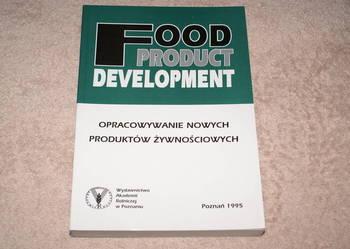 Sprzedam książkę -Opracowanie nowych produktów żywnościowych