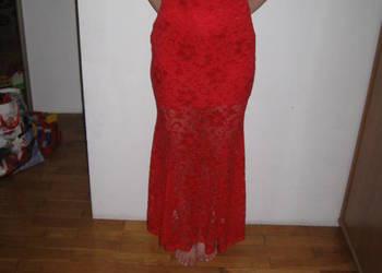 0de6aea5d8 czerwona długa suknia - Sprzedajemy.pl