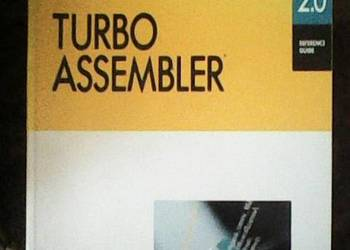 turbo assembler [Borland, 1990]