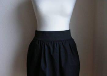 Vero Moda Spódnica bombka czarna