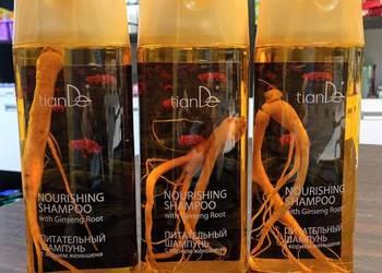 Odżywczy szampon z ekstraktem z korzenia żeń-szenia TianDe
