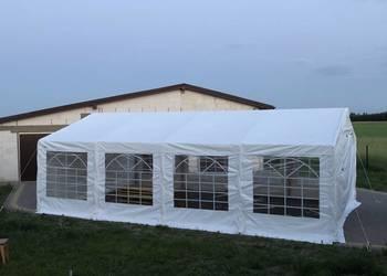 Namioty bankietowe, wynajem namiotow Międzyrzec Podlaski