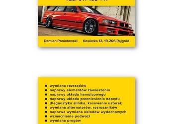 Naprawa Samochodów , Pomoc Drogowa