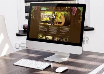 Strona internetowa www szablon Joomla Wordpress WP