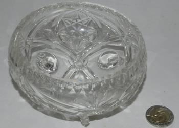 Kryształowa Miseczka na 3 nóżkach (10,5 cm) (Kryształ)
