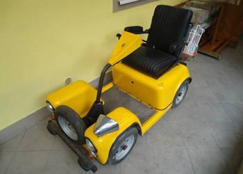 Kolekcjonerski wózek akumlatorowy - BATRICAR -