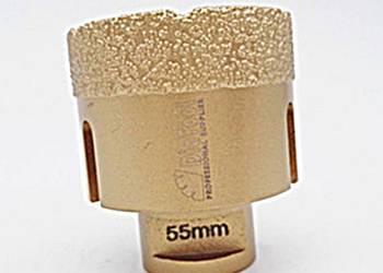 Profesjonalna kornka do gresu DiaTool Fi 55 mm diament 15mm