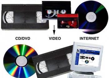 kopiowanie kaset wideo przegrywanie