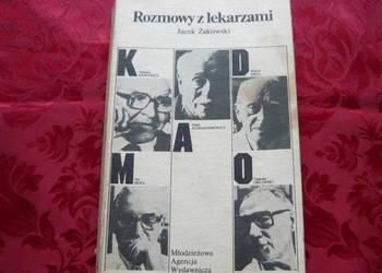 Rozmowy z lekarzami - Jacek Żakowski