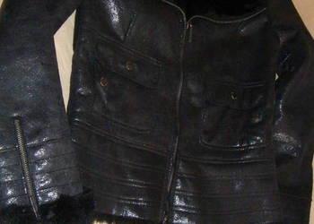 Kurtka czarna Telly Weijl Dark Beauty rozmiar 36