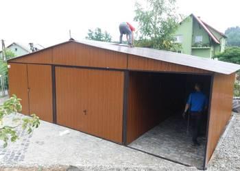 Wiaty garaże blaszane raty schowki budowlane Raty