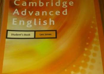 New Cambridge Advanced English Student's Book 2nd edition