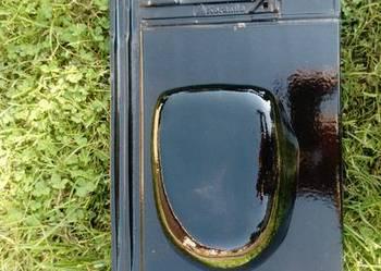 Kominek wentylacyjny Koramic Orea9 czarna angoba szlachetna