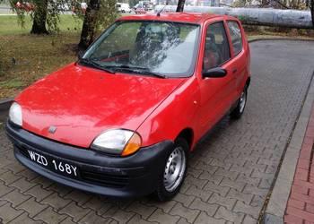 Sprzedam Fiata Seicento 900ccm
