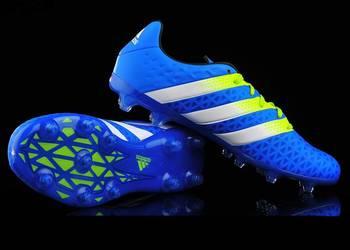 Nowe Adidas Ace 16.2 FG/AG 45.5/46 -29.5/30 cm 48- 31.5 cm