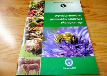 Przetwórnie rolnictwa ekologicznego