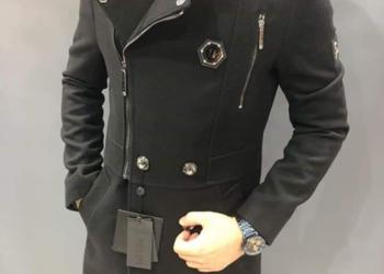 c5b97c29f528e elegancki płaszcz męski - Sprzedajemy.pl