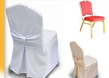pokrowce na krzesła dla restauracji domów weselnych