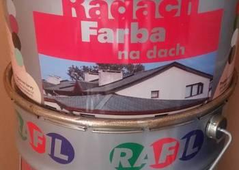 Radach 10L farba poliwinylowa na dach kolory!
